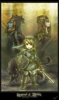 Twilight Princess Tribute by Dice9633