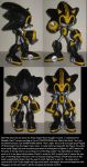 Custom Commission:  Super Poser Shard by Wakeangel2001