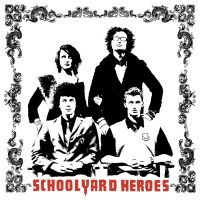 Schoolyard Heroes: Sticker Two by shanelong