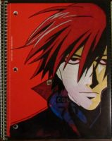 Blackumbral Darker Than Black Notebook by BlackUmbral