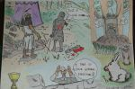 Monty Python Holy Grail by FrankQueiros