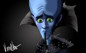 Megamind by verkoka