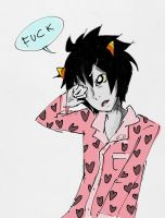 Morning Fuu! KARKAT by ShosokoYOH