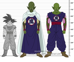 DBR Piccolo Daimao v2 by The-Devils-Corpse