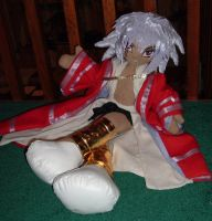 Thief Bakura 2 Foot PLUSH DOLL by SetsunaKou