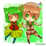 OC - 004 Eilir and Basil by Yousachi