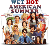 Wet hot american summer Icon Folder by Mohandor
