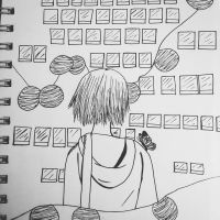 Life is strange  by Megalomaniacaly