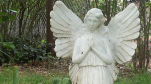 Angel Statue Stock by RX-stock