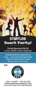 Startline-Beach-Party by dzn-ninja