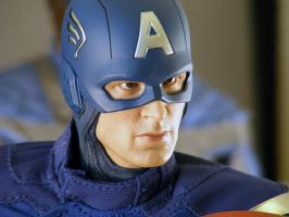 Hot Toys Avengers Captain America 5 by maulsballs