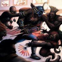 Sodom: Street Fighter Tribute by D3RX