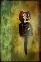 Kitschy Kat by proverbialcheese