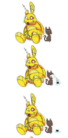 Another FnaF comic by Sny--Eamdray