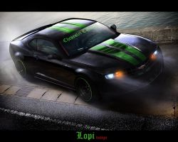 Chevrolet Camaro by Lopi-42