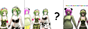 The Gumi missing by JackFrost-LCDA