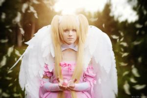 Hoshina Utau Angel by Ruddinya