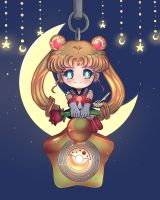 twinkley dolly sailor moon by Invader-celes