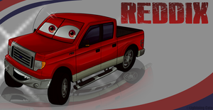 Reddix by LightningCato
