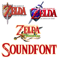 Several The Legend of Zelda Soundfonts by MelodyCrystel