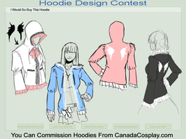 I'd SO buy this hoodie by Inima-de-Leu