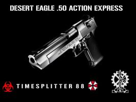 The Action Express by timesplitter88