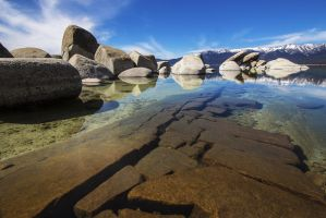 An Afternoon on Tahoe's East Shore by sellsworth