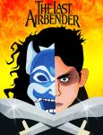 Last Airbender Movie Poster by flamable77