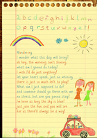 NaPoWriMo 2013, Day 02 by Blacklands