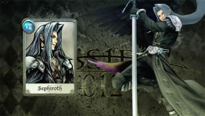 Dissidia 012 Sephiroth 2 by NaughtyBoy83