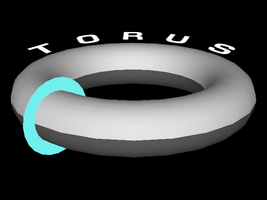 Torus Logo by Maginomicon