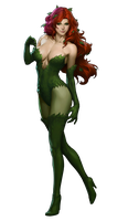 Poison Ivy by bobhertley