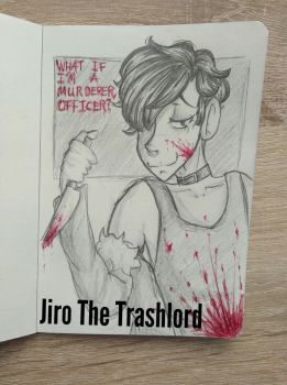 [Killing Stalking] What if I'm a murderer, officer by ChaoticTrashlord