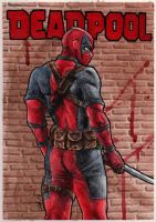 Deadpool by Tyleen