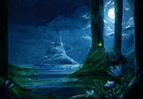 Nocturne by Waleria