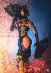 Princess Kitana by Anastasya01