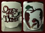 Fairy Tale Mug by Firewhisky-Black