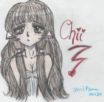 Chii-Chan by cleris4ever