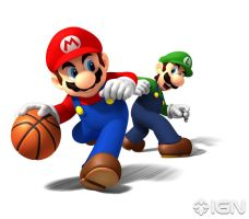 Mario Sports Mix M and L by mariolove