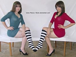 Twisted Sisters 13 by Palucu-Stock