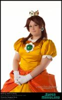 Princess Daisy Cosplay II by Serenity-Sama