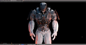 Ares 2.0 by ironmanjae