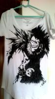 Ryuk t-shirt (death note) by RinoaKH