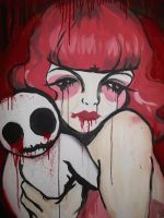 Voodoo Dolly by coffee-for-kittens