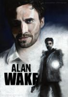 Alan Wake by Jeanne-Lui