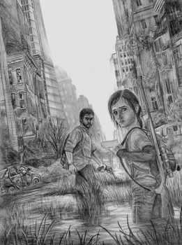 The Last of Us (Mechanical pencil) by eldi13