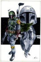 Boba Fett homage FINAL by gph-artist