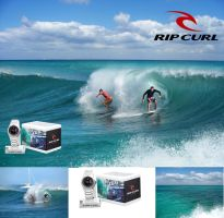Ads wannabe - Rip Curl watch by iqbalnugraha