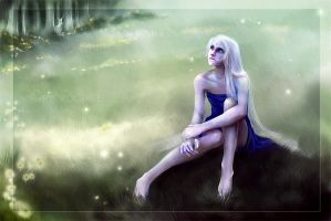 the lady amalthea by ryokogirle