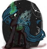 Queen Chrysalis by mylittleRainbow-Time